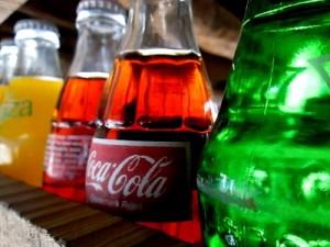 sodas increase weight