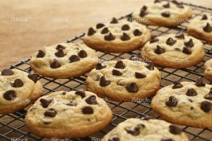Forget the taste of those chocolate chip cookies
