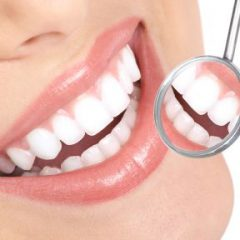 Tips for relief of swollen gum around one tooth