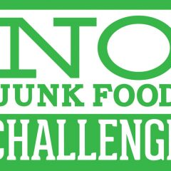 Say Goodbye to Your Unhealthy Life With The No Junk Food Challenge