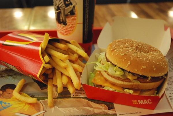 fast food advantages