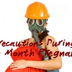 precautions during 9th month pregnancy