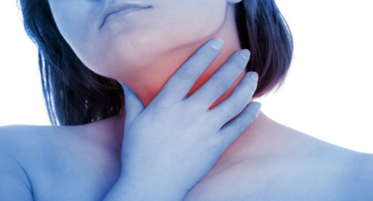 Suffering From White Tongue Sore Throat Causes And