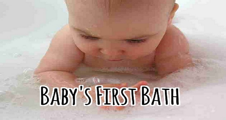 When Should You First Bathe Your Newborn