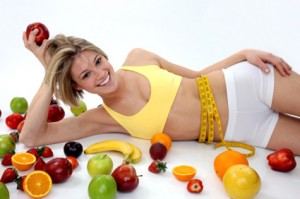 Eat healthy for Weight loss
