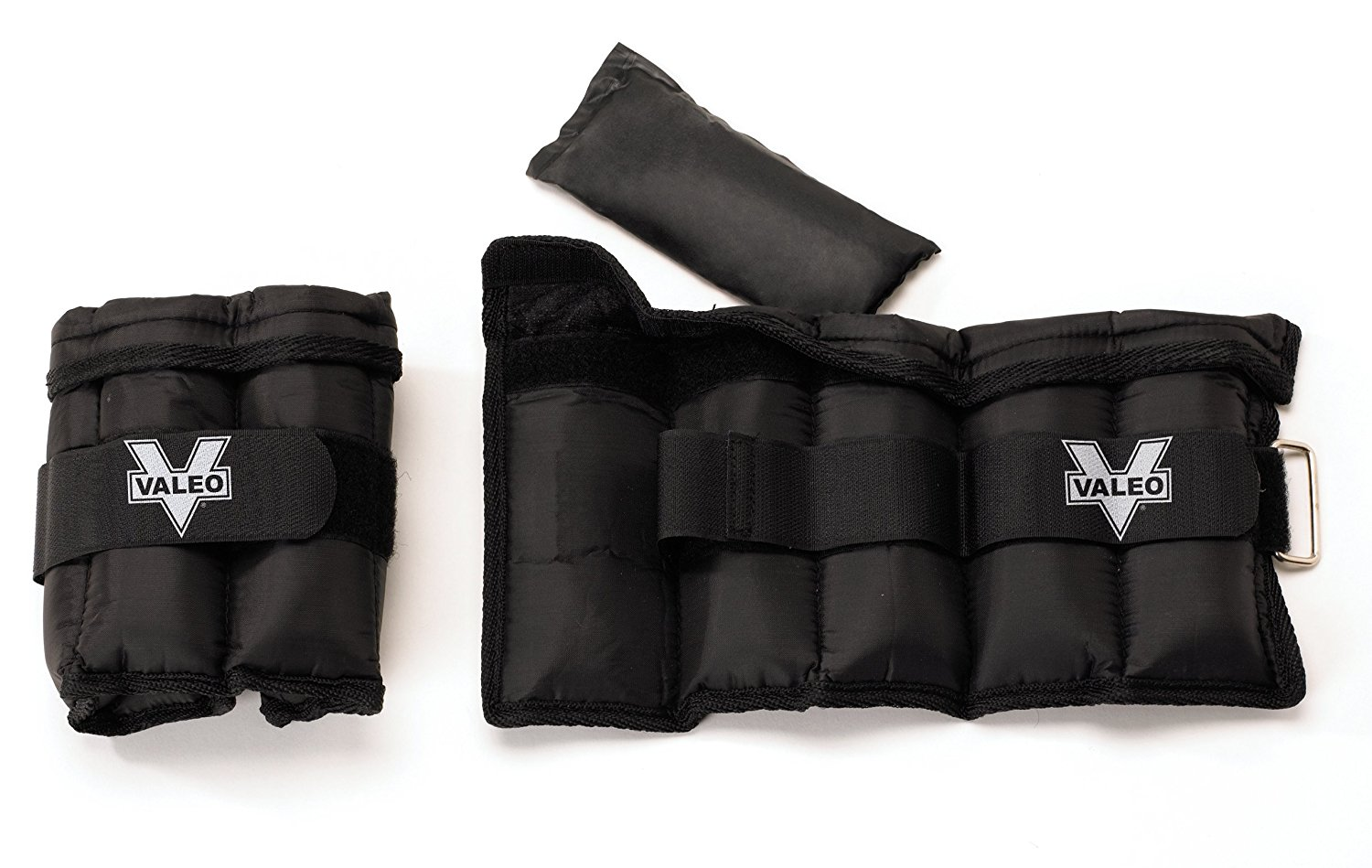 Best Adjustable Ankle/Arm Weighted Sleeves 2018 [ 8 Workout Included]